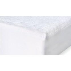 Protector colchón de algodón rizo