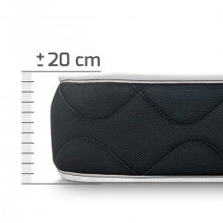 Colchón Pocket Visco Reversible