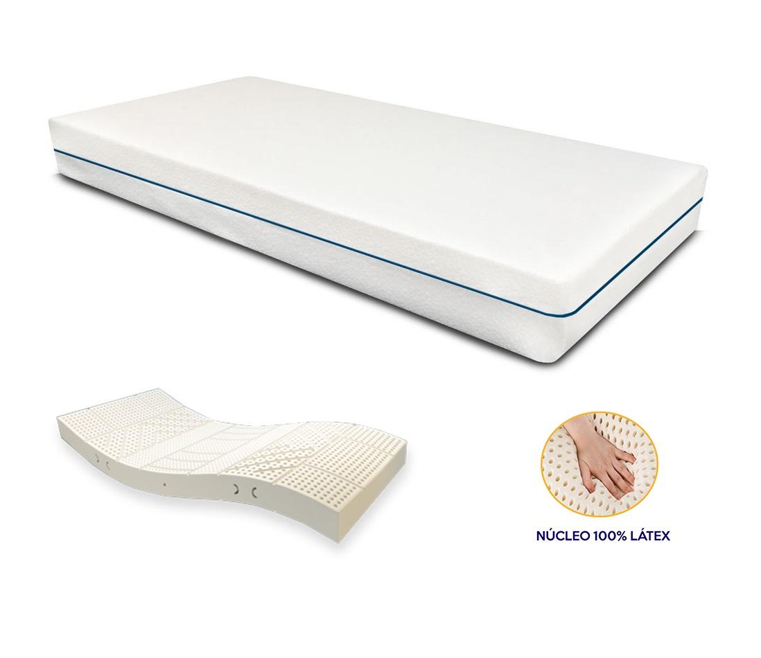 Núcleo colchón látex Ergoflex