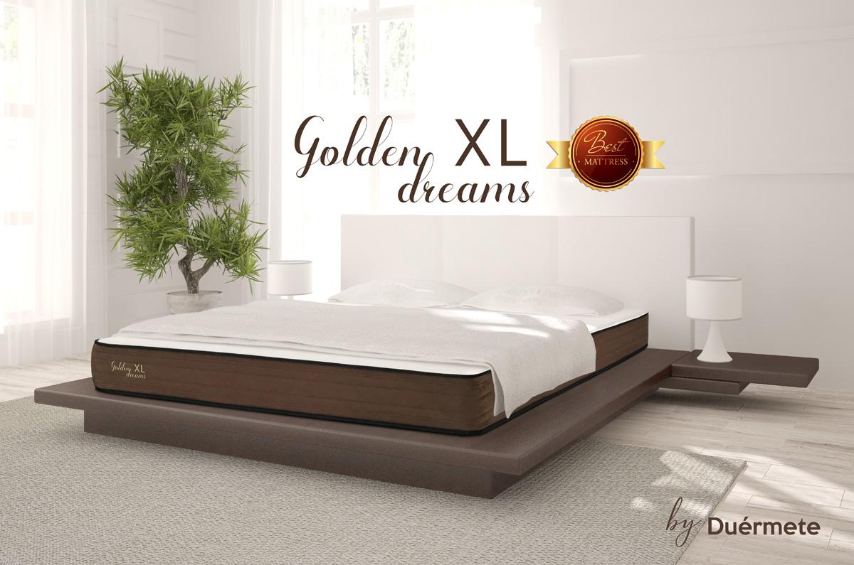 Colchón Golden Dreams XL